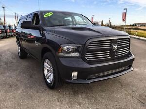 2014 Ram 1500 Sport|Leather|Nav|Sunroof Edmonton Edmonton Area image 2