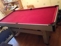 Pool table for sale £95