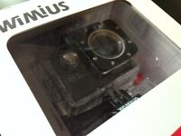 Wimius Q2 action Camera (Boxed & Unopened)