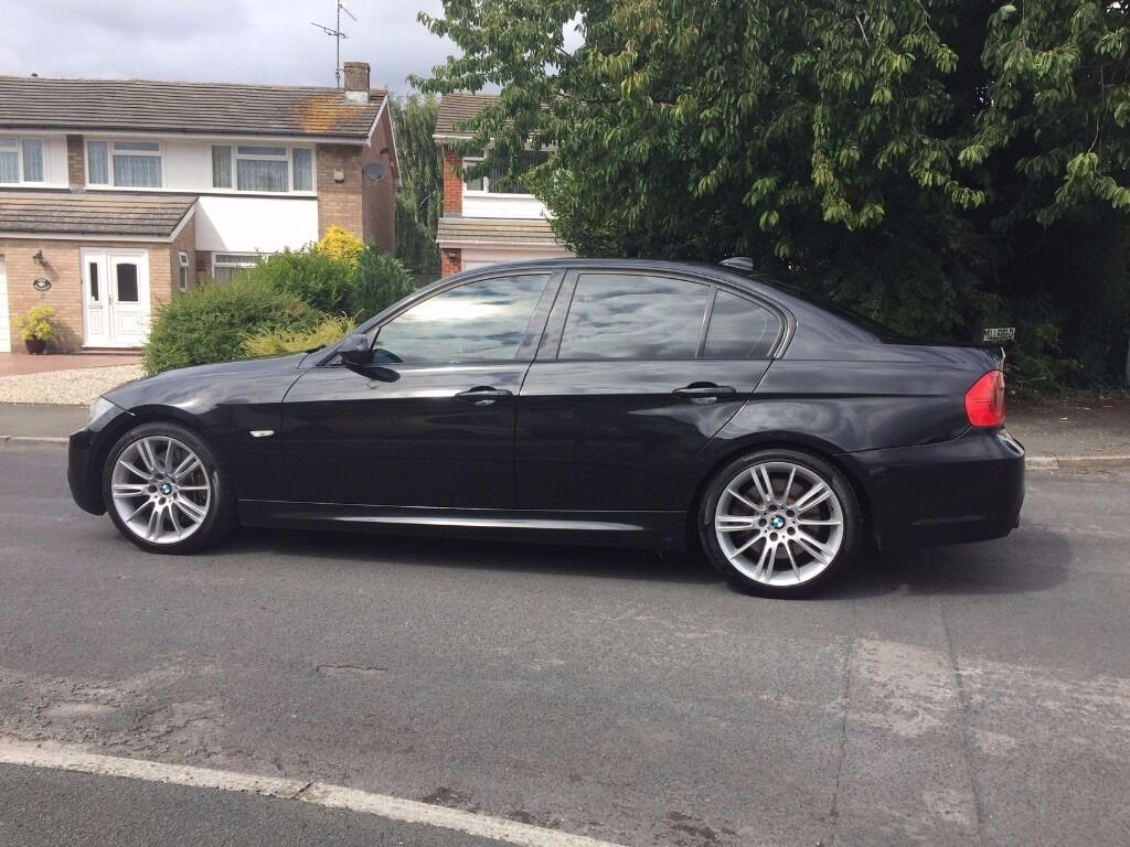 BMW SERIES D M SPORT BLACK MONTHS MOT In - Bmw 3 series 335d
