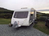 SWIFT CONQUEROR 480, 2008 2 berth Touring Caravan