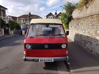 T25 Devon C, Air cooled, left hand drive, 1970cc, 12m MOT