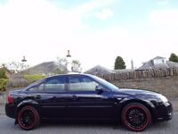 "BARGAIN-P/EX! 12 MONTH WARRANTY! FORD MONDEO ZETEC S 2.5 V6 4dr BLACK- Full History- 18"" Alloys- DVD"