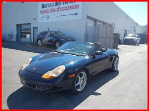 1999 Porsche Boxster LEATHER BEST DEAL!!!!!