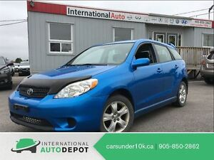 2007 Toyota Matrix XR | ALLOYS | CRUISE