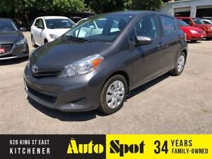 2014 Toyota Yaris LE /PRICED FOR A QUICK SALE !