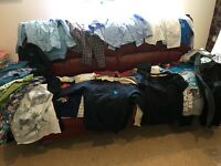 50 pieces of Boys clothes 4-5 years