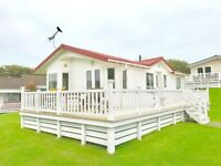 ** Cheap Static Lodge Holiday Home, Isle of Wight , Bembridge, Includes decking **