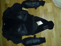 Motorcycle Body Armour & Back / Spine protector