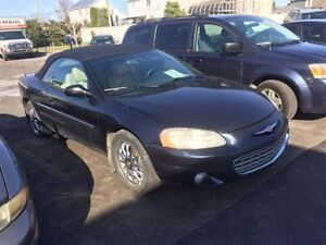 2003 Chrysler Sebring Limited