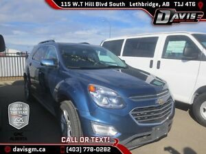 Used 2016 Chevrolet Equinox LT-FWD-Mylink Nav, Heated Seats, Pow