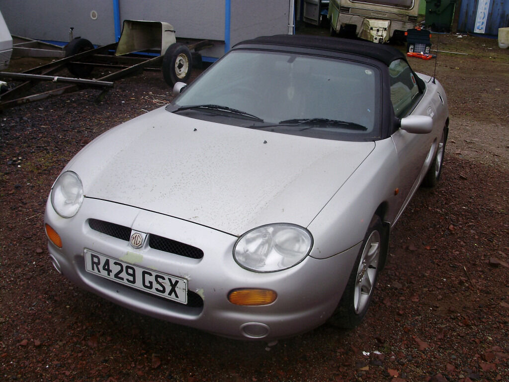 MGF Spares or repair (Re-list after timewaster)