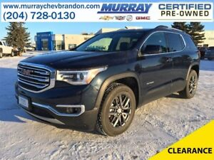 2017 GMC Acadia SLT AWD 6 Passenger Option *Blind Side* *Backup