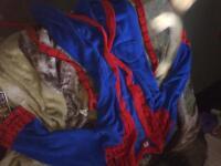 Men's marvel dressing gown