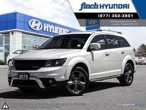 2015 Dodge Journey Crossroad 7-PASSENGER FWD