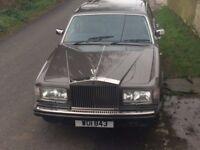 Rolls Royce Silver Spirit 1