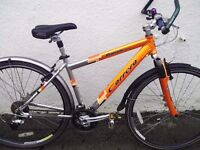 Carrera Crossfire hybrid in excellent condition - 27 speed