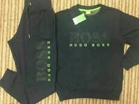 HUGO BOSS mens tracksuit