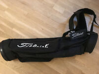 TITLEIST MIZUNO PING GOLF BAGS - FROM £10 - CASH ON COLLECTION ONLY