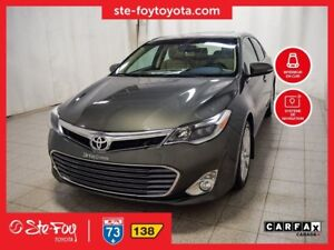 2014 Toyota Avalon Limited Cuir, Toit ouvrant, Navigation, Siege