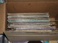 A box of 50 Classical records_Vinyl