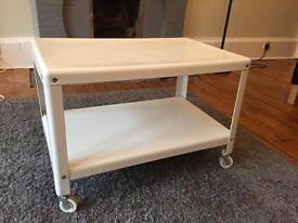 Ikea trolled table