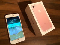 iPhone 7 Rose Gold, (Unlocked)