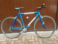 Mercuro hybrid bike