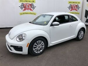 2017 Volkswagen Beetle Coupe Classic, Auto, Heated Seats, Back U