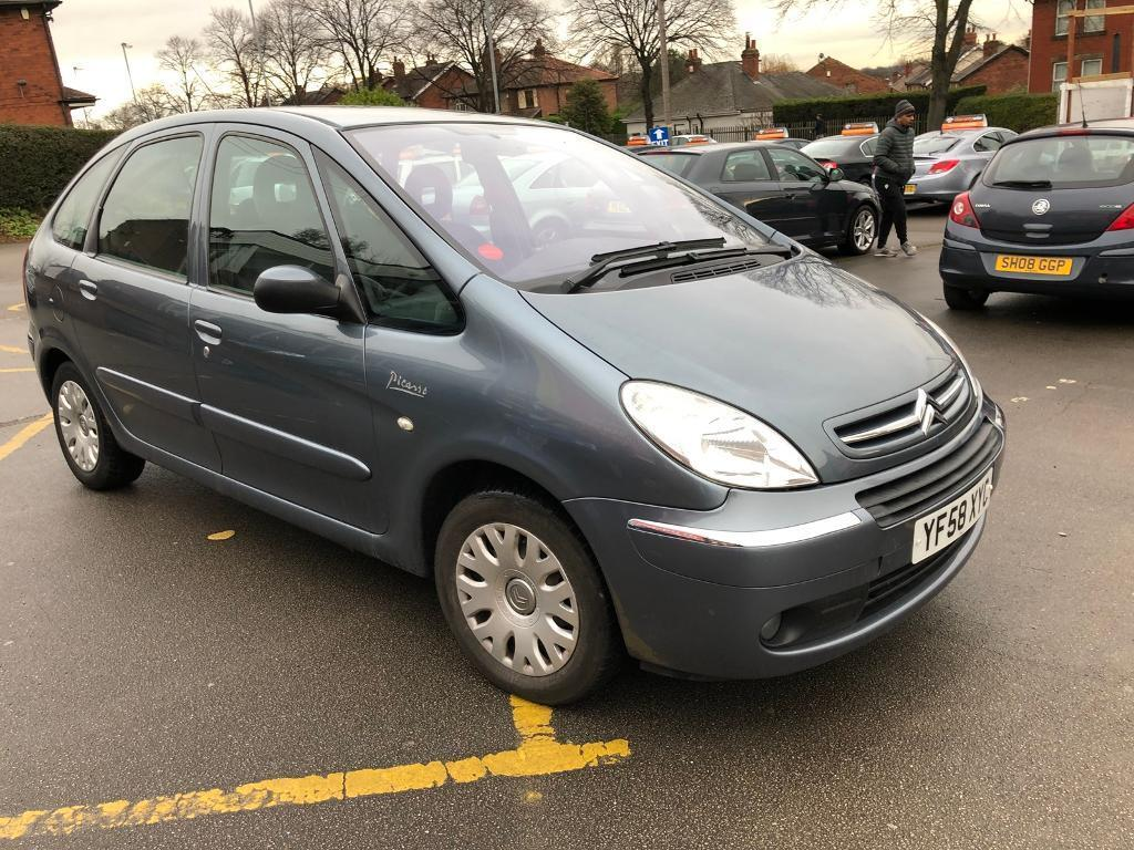 Citroen Xsara Picasso 1.6 i 16v Desire MPV 5dr Manual 12 MONTH MOT  NATIONWIDE DELIVERY AVAILABLE