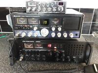 Cb radios +Ariel