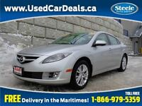 2009 Mazda MAZDA6 GS Sunroof Alloys Fully Equipped