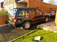 Jeep Grand Cherokee 4.0 Limited Petrol/LPG