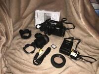 Panasonic lumix g2k digital camera with extras