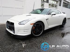 2014 Nissan GT-R Black Edition (DCT) Local, No Accidents!!