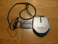 SONY D-E307CK Discman CD Compact Player with ESP, AVLS and Digital Mega Bass
