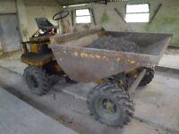 Thwaites Dumper Truck