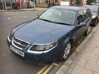 SAAB 9-5 Vector TID Auto – Estate – Diesel – New MOT