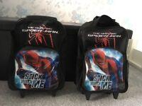 Kids Spider-Man suit case