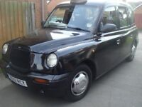 London Taxis Int Tx1 Bronze Auto - Taxed and MOT'd - Automatic