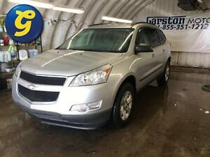 2010 Chevrolet Traverse LS FWD*8 PASSENGER**PAY $70.48 WEEKLY ZE