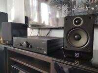Cambridge audio azur 640a v2 with Q acoustics 2020i