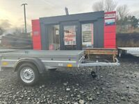 BRAND NEW MODEL 6 X 4 FLAT TRAILER 750KG