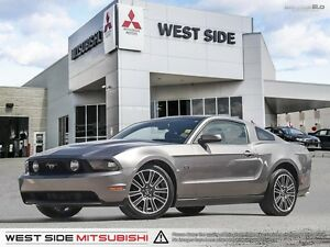 2010 Ford Mustang GT-Accident Free-4.6L V8-5-Spd Manual