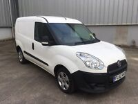 Fiat Doblo 16V Multijet SWB Van with 1 Year MOT *****NO VAT*****