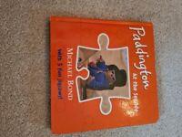 Paddington jugsaw and story