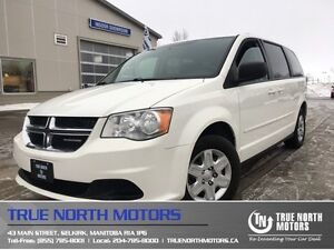 2012 Dodge Grand Caravan SXT DVD Stow N Go