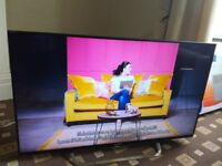 SONY BRAVIA 43 LED TV ANDROID/SMART/UHD 4K/QUAD CORE/FREEVIEW HD/FREESAT/WIFI/1000HZ/NO OFFERS