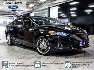 2014 Ford Fusion SE, Navigation, Moonroof, Leather