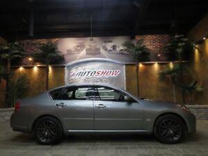 2006 Infiniti M35X AWD, S.Roof, B.Tooth, Htd & A/C Lthr Seats